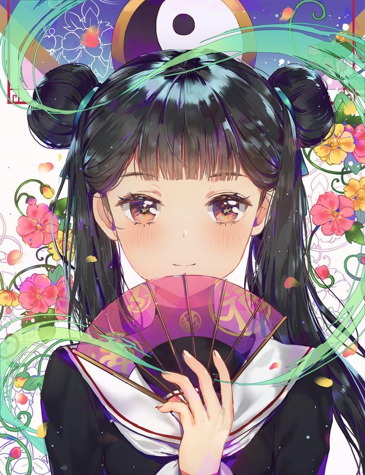 Cardcaptor Sakura - Mei Lin by DANGMILL on pixiv