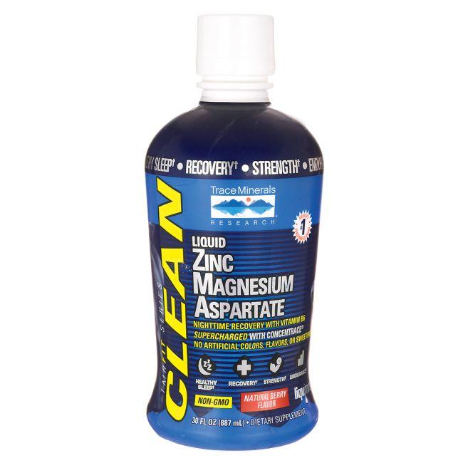 Liquid Zinc Magnesium Aspartate  Natural Berry, 30 fl oz (887 mL) Liquid AED362.00