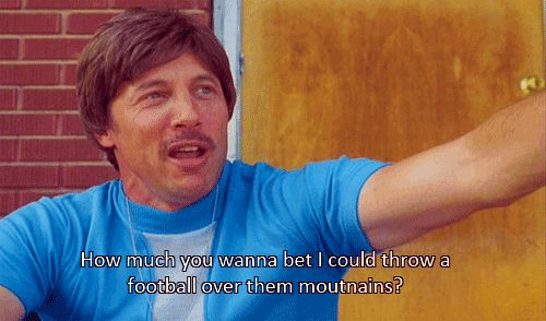 "I got Uncle Rico! Which ""Napoleon Dynamite"" Character Are You?"