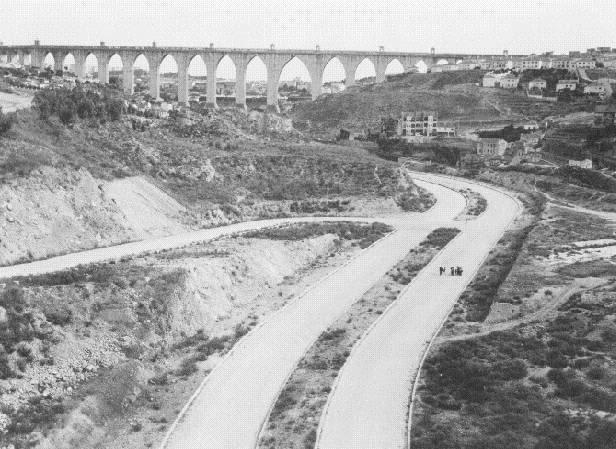 Avenida de Ceuta - 1949