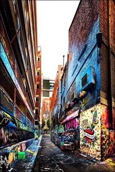 My Most Popular Image Melbourne Laneways