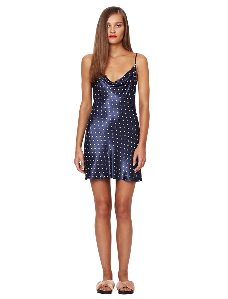 bec and bridge - Bonjour Mini Dress - Polka Dot