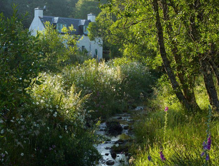 scottish-highland-estate the garden path