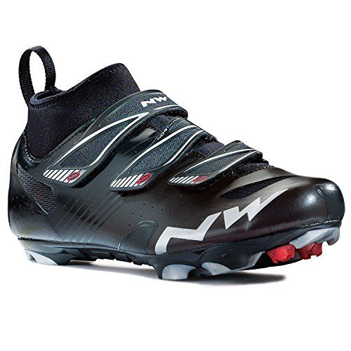 Northwave Hammer CX MTB Shoe  Mens Matte Black 450 -- Click image to review more details.