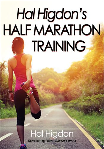 Hal Higdon 12-week half marathon training program with cross training