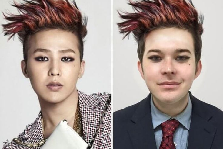 Western Guy Requests Drastic G-Dragon Makeover At Seoul Clinic - Check Out His Before & After Pics! #Korea #PlasticSurgery http://koreanplastic.com/western-guy-requests-drastic-g-dragon-makeover-at-seoul-clinic/