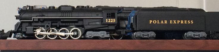 Lionel Polar Express 2-8-4 Berkshire with Lionchief