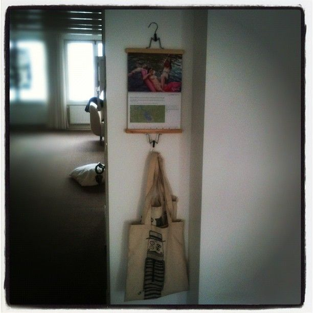 Diy Calendar Hanger : Calendar tote bags hangers are handy pinterest ps