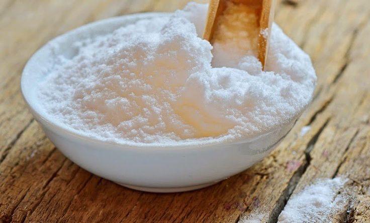 Usos del bicarbonato para huerto y jardin