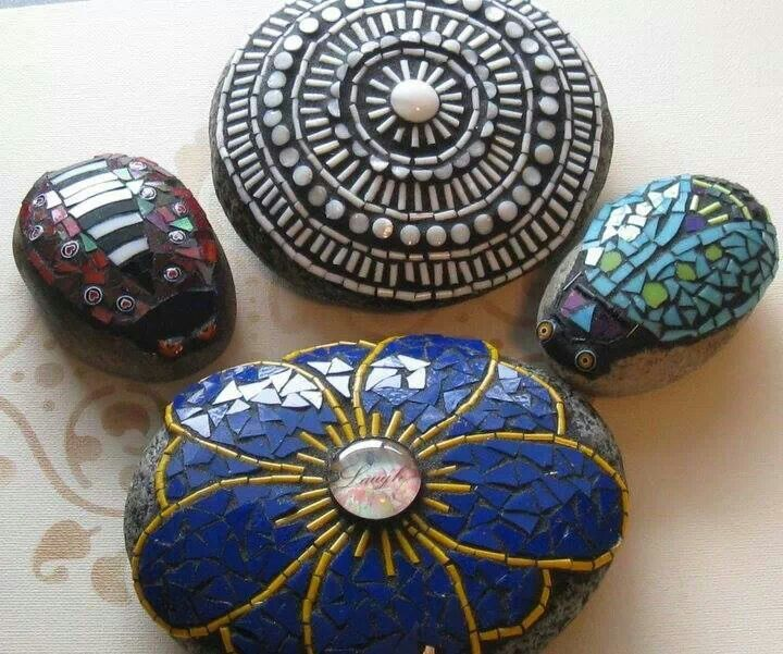 17 best images about painted rocks on pinterest rocks for Nautilus garden designs