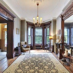 23 best Victorian Interior Details images on Pinterest | Home ...