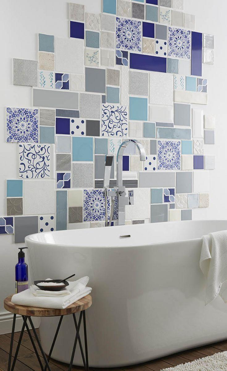 Cooke Lewis Duchess Modern Bath And Freestanding Mixer Tap By B Q Deco Toilettes Maison Salle De Bain