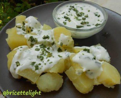 Q B Le ricette light: SALAD WEEK. Insalata di patate light con yogurt ed...