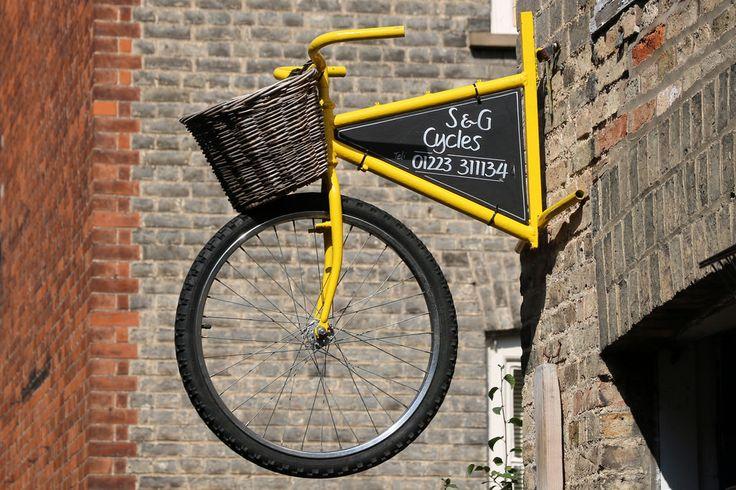 bike shop sign | par Leo Reynolds