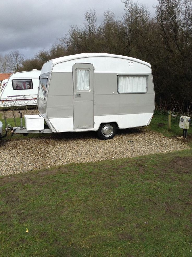 Vintage caravan Sprite 400 with Beautiful Cath Kidston interior and awning !