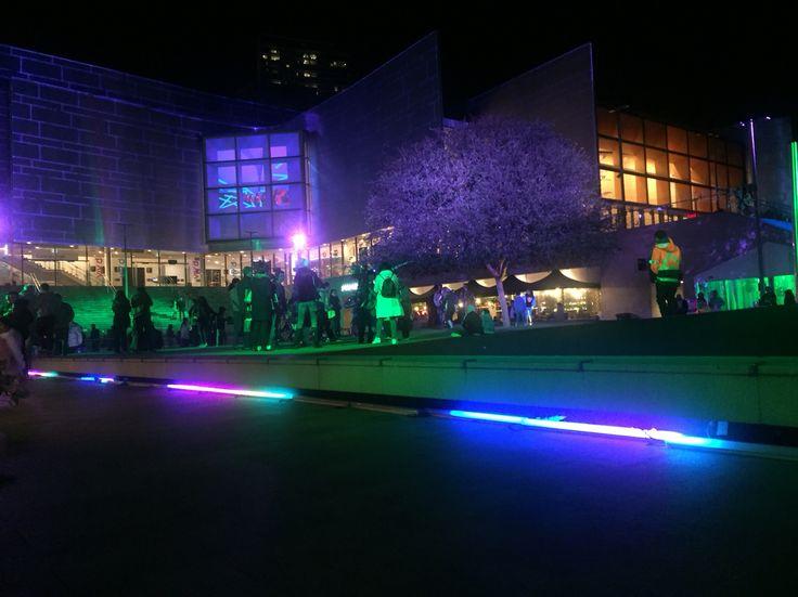 #Vivid #Light #Festival  @Chatswood, Sydney, NSW, Au