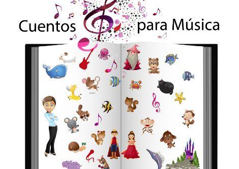 Cuentos para Música (1) | Musifica Una lista de tres cuentos con los .pdf para descargar, contenidos vinculados y autores para tus clases de música!