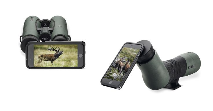 Travelling light: reduce your photo equipment to your iPhone, binoculars and spotting scope with the PA-i5/6 digiscoping adapter. #travelling #naturephotography More: http://swarovs.ki/0KDD