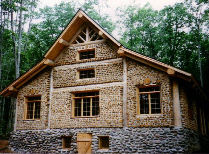 cordwood construction basics green homes in 2019 alt housing rh pinterest com