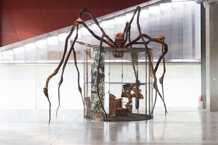 Как это делается: Как привезти гигантского паука Луиз Буржуа в Россию — Искусство — Афиша-Воздух