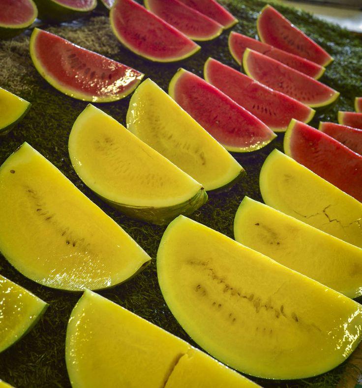 RoyalAuto, June 2016. 10 things we love about Dandenong and surrounds. Photo: Anne Morley. #dandenong #dandenongvictoria  #multicultural #market #dandenongmarket #watermelon