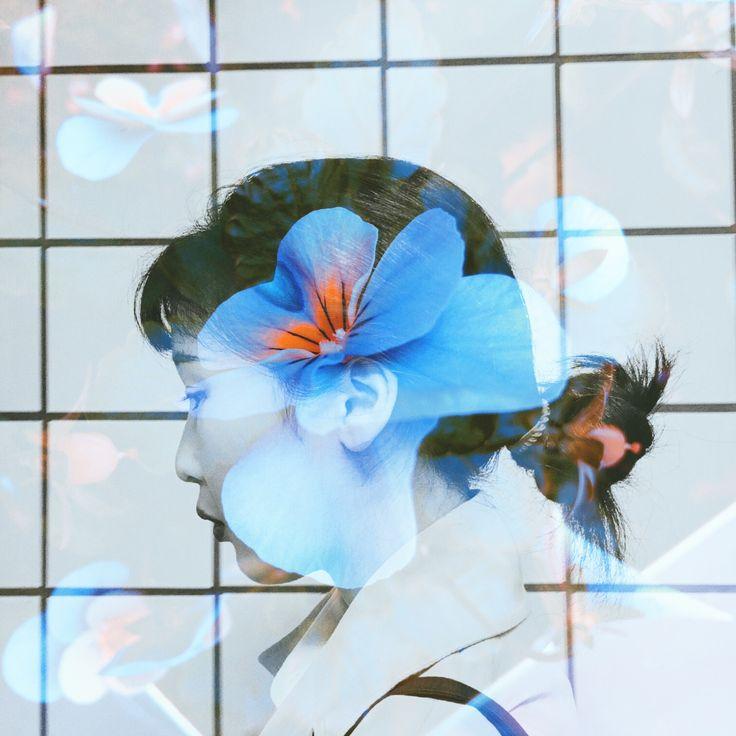 Flower girl,
