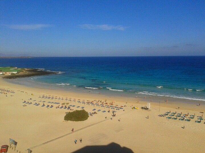 Club Hotel Riu Oliva Beach Resort in La Oliva, Fuerteventura