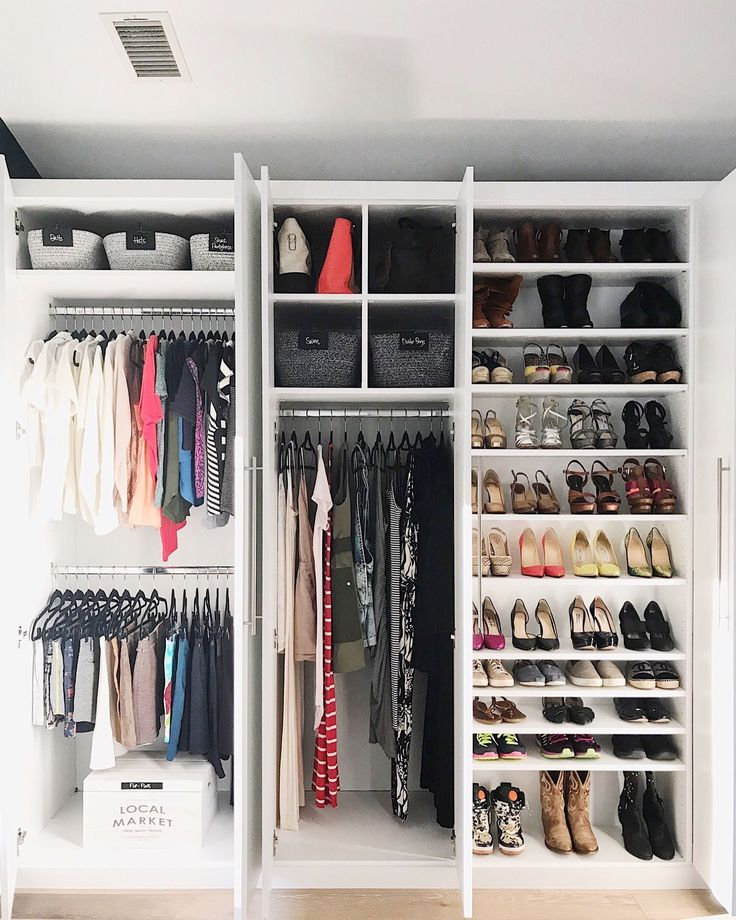 224 best neat closets images on pinterest