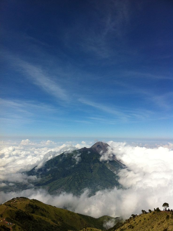 Merapi and Cloud