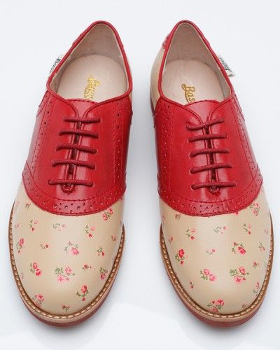 Will def be dressing my kids up in this! // bass loves rachel antonoff - Matilda lace up