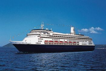 Ms. Zaandam from Holland America Cruise Lines.