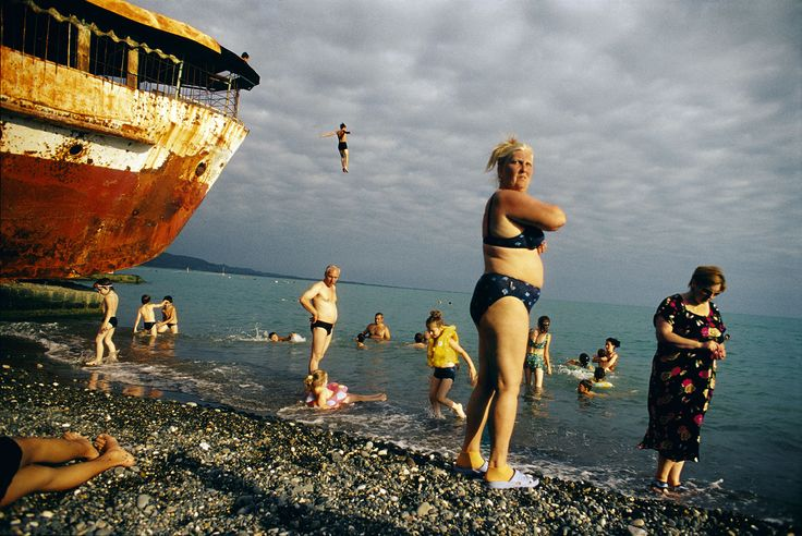 Dans «l'instant décisif» des photographes de l'agence Magnum