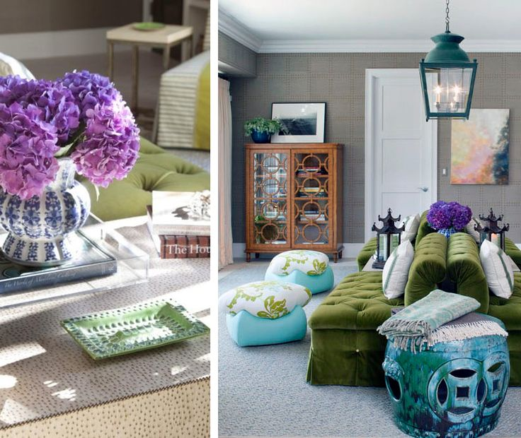 17+ Ideas About Green Couch Decor On Pinterest