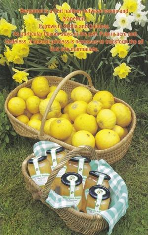 Inventeur et le seul fabricant de la fameuse confiture de bergamote : Mr RIVIERE fait revenir ses bergamotes de SICILE, en choisissant des fruits non traités et issus de l'agriculture biologique. #Lorraine