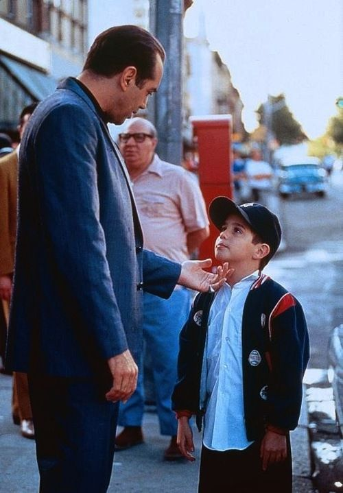 A Bronx Tale - Such an underrated gangster movie - maybe because it has too much heart #GangsterFlick
