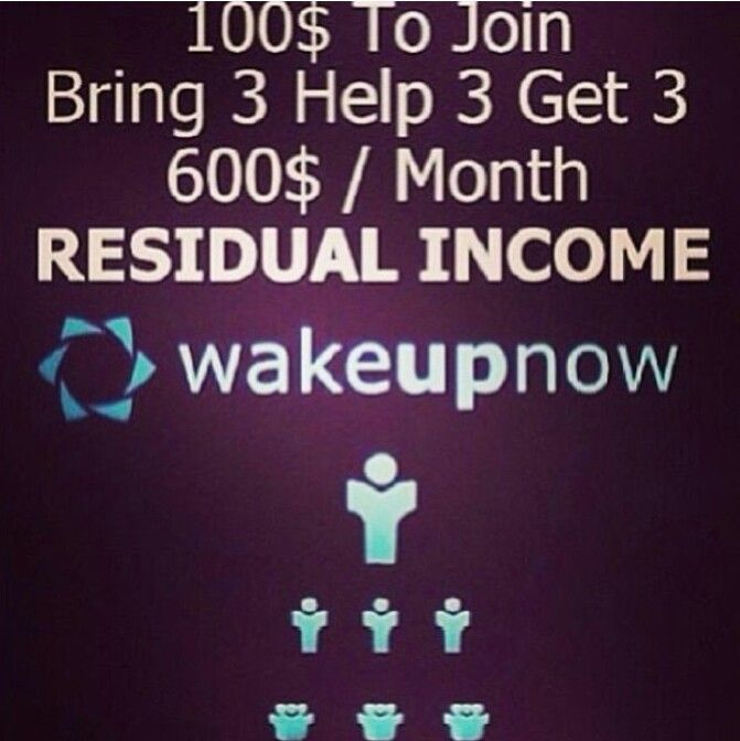 """Sign up @ """"www.drewbarker19.wakeupnow.com"""" or contact me for more info @ """"drewbarker19.wakeupnow@gmail.com"""" and check out Platnuimownersclub.com for lots of good info"""