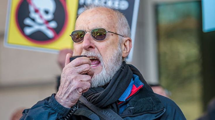 James Cromwell sentenced to a week in jail after power-plant protest · Newswire · The A.V. Club