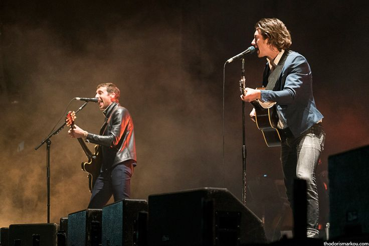 the last shadow puppets | rockwave 2016 | 05/06/2016