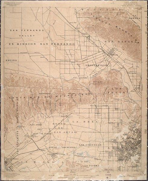 Caltopo-Gallery-1 - USC Digital Library -- Store