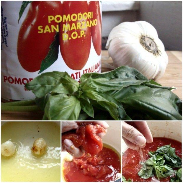 simple marinara sauce recipe | www.injennieskitchen.com