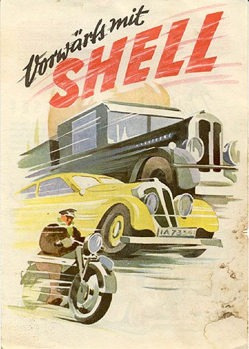 1936, published by the Shell Oil Company
