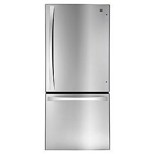 Kenmore Elite 22 cu. ft. BottomFreezer Refrigerator