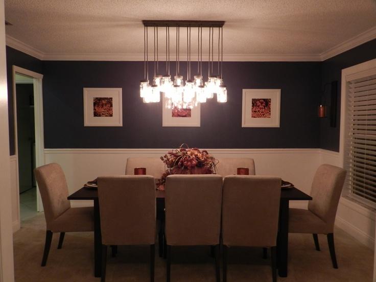 7 best mason jar chandelier's images on pinterest | chandeliers