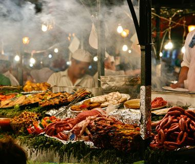Find the most delicious street food anywhere.