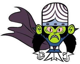 Mojo Jojo: the most evilist villain in Townsville!