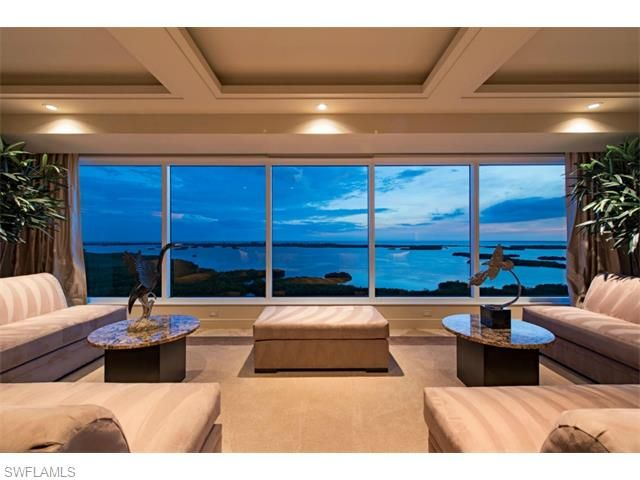 Penthouse views! 4875 Pelican Colony Blvd 2102, Bonita Springs FL 34134 | Engel & Völkers