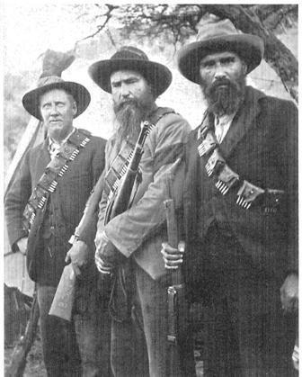 Boer War: Afrikaners