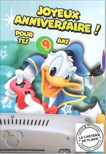 Carte Disney Anniversaire Mickey & Minnie à retrouvez sur le site de la Carterie de Flavie #Disney #LaCarterieDeFlavie #Anniversaire #Birthday #Mickey #Minnie #Disneyland  http://lacarteriedeflavie.com/cartes-Disney-Mickey-anniversaire-fete-invitation