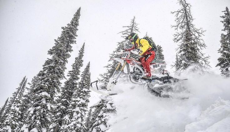 If you never did, you should. These things are fun and fun is good! *** credit to @colt801  #Fun #Awesome #SnowBike #Snow #winteriscoming #coldhands #fahrenheit #warmgloves #warmsocks #heatedgloves #heatedsocks #wintersports #gotomountains #mountains #mountainlovers #powdertothepeople #ice #ski #skiing #skating #climbing #playoutside #ice #freeski #health #wildspirit