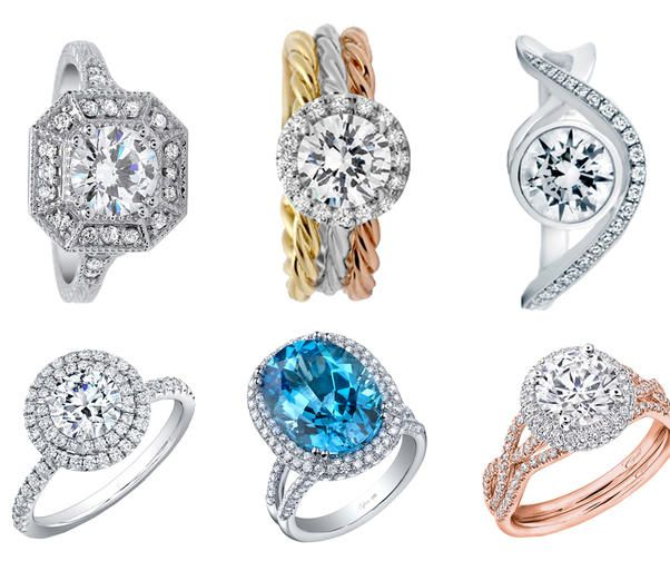 Perfect What Your Engagement Ring Says About You